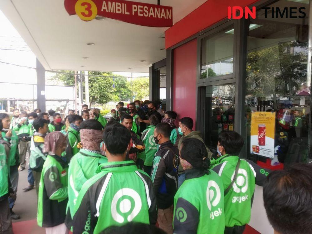 Akibat Antrean BTS Meal, Tiga McD di Kota Bandung Disegel!