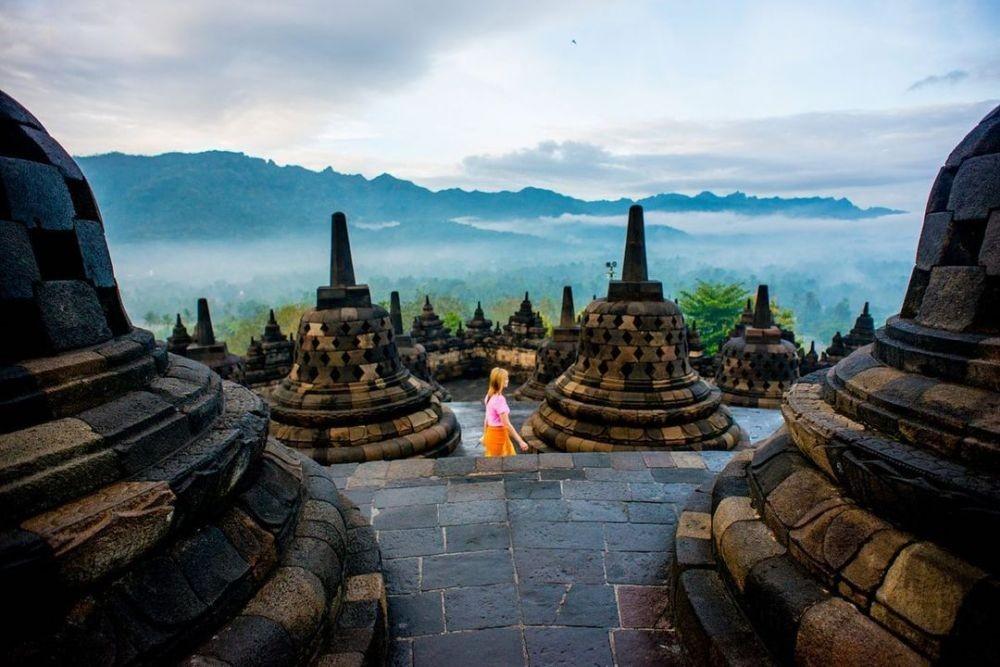 10 Candi dan Kuil Buddha Terbesar di Dunia, Indonesia pun Punya