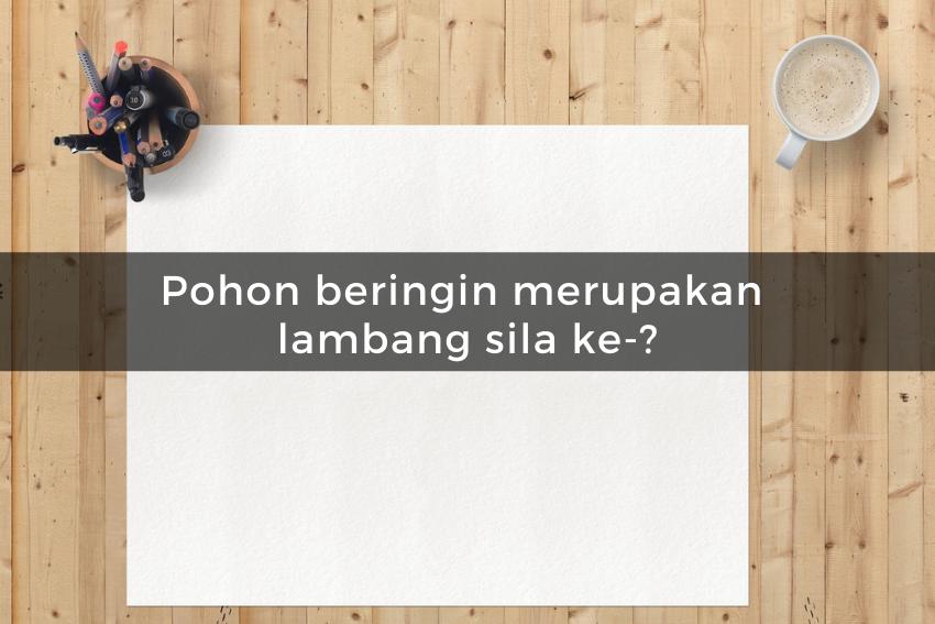 [QUIZ] Yuk, Tes Kecintaanmu Terhadap Indonesia dengan Kuis Bertema Pancasila Ini!