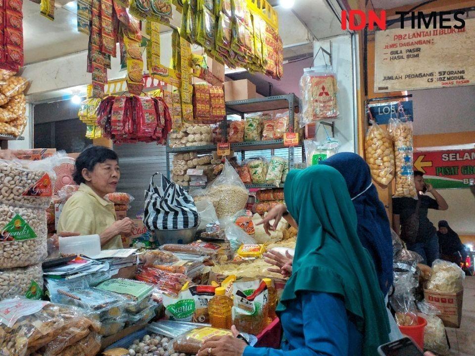 BPS: 340,3 Ribu Penduduk Usia Kerja di Lampung Terdampak COVID-19