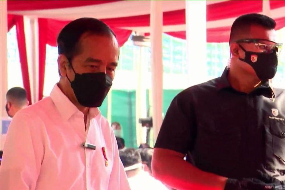Presiden dan Ketua DPR Apresiasi Penanganan COVID-19 Provinsi Banten