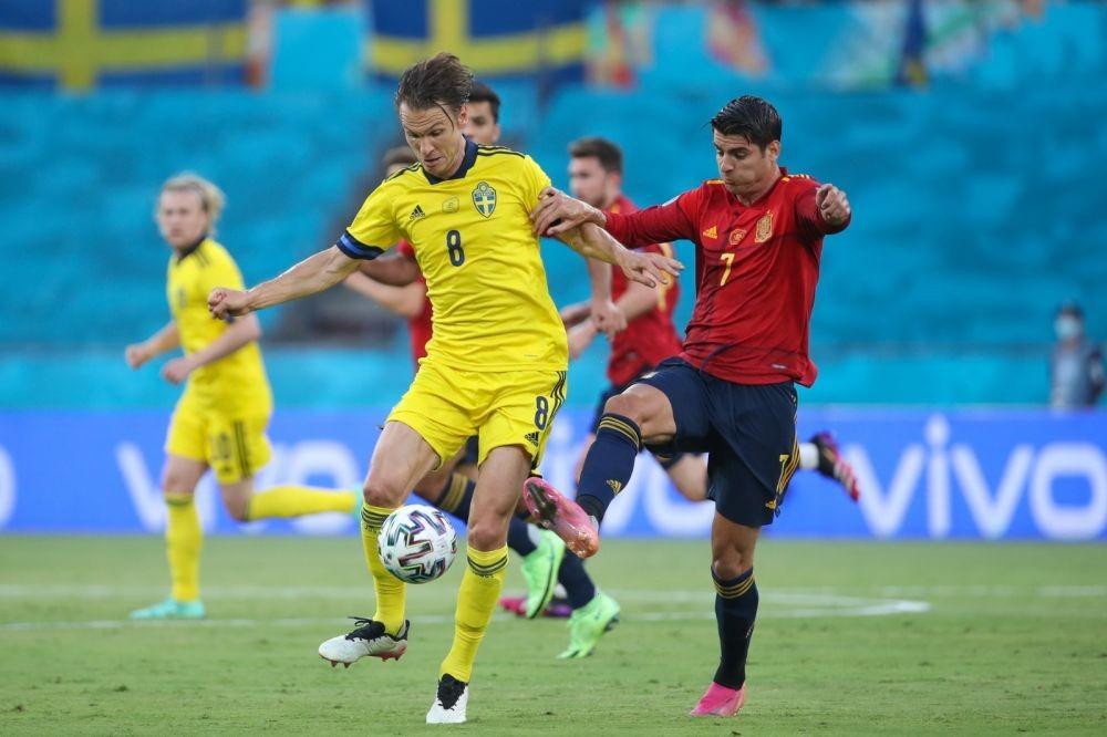Euro 2020: Bekuk Slovakia, Swedia Buka Peluang Lolos ke Fase Gugur