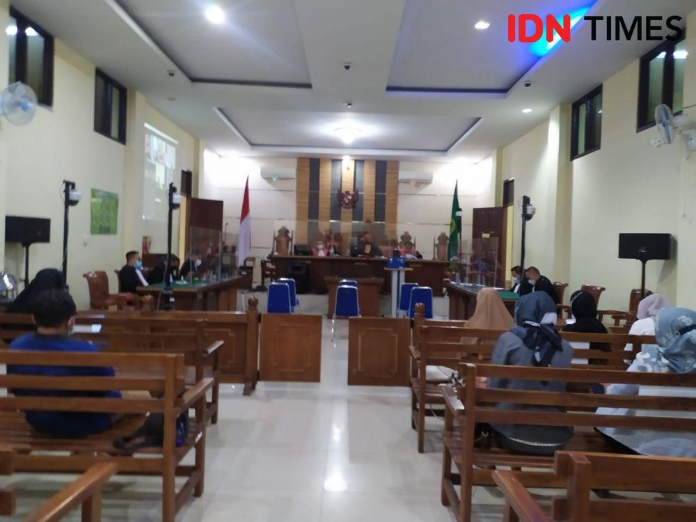 KPK Eksekusi Dua Terpidana Korupsi Fee Proyek Pemkab Lampung Selatan