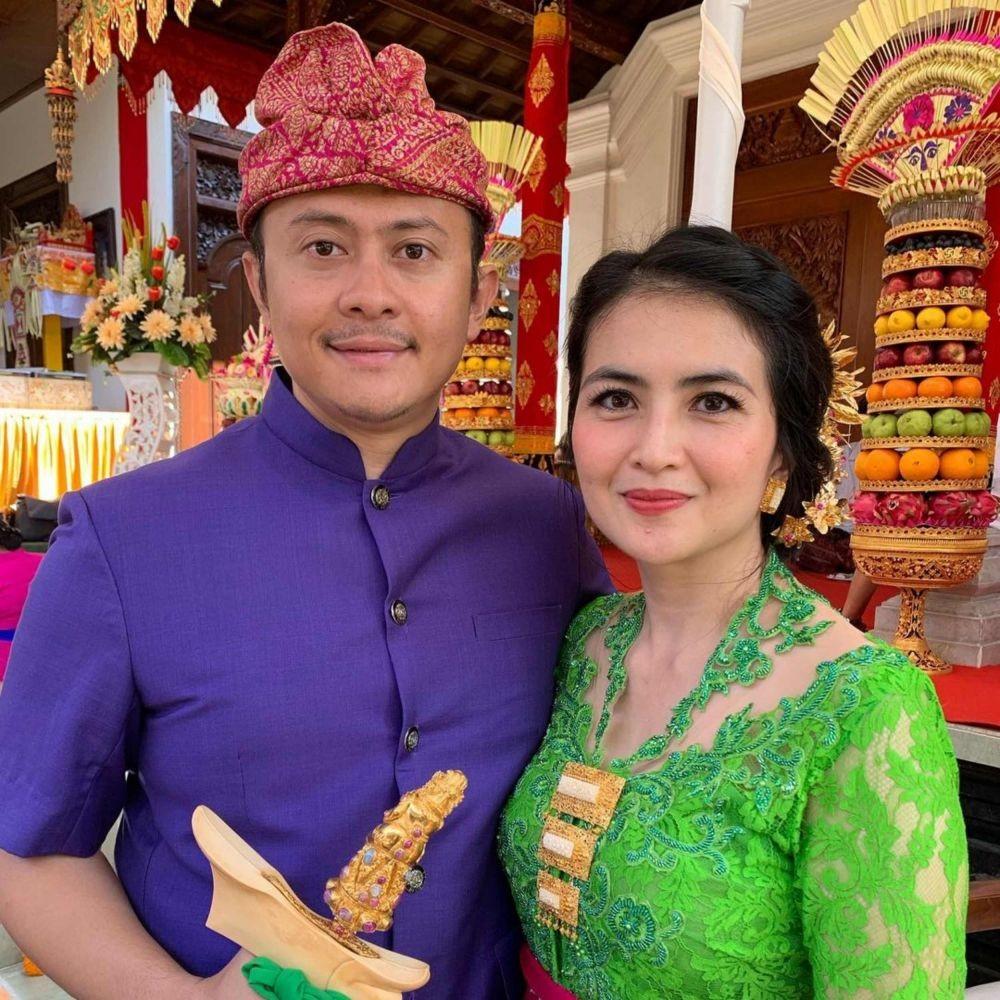 Ada Antonio Blanco JR, 10 Artis Indonesia Ini Beragama Hindu