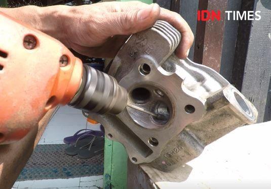 Mengenal Proses Bore Up Motor, Jangan Terlalu Nafsu Naik CC