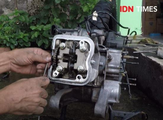 4 Efek Samping Bore Up Mesin Motor, Bisa Bikin Top Speed Menurun!