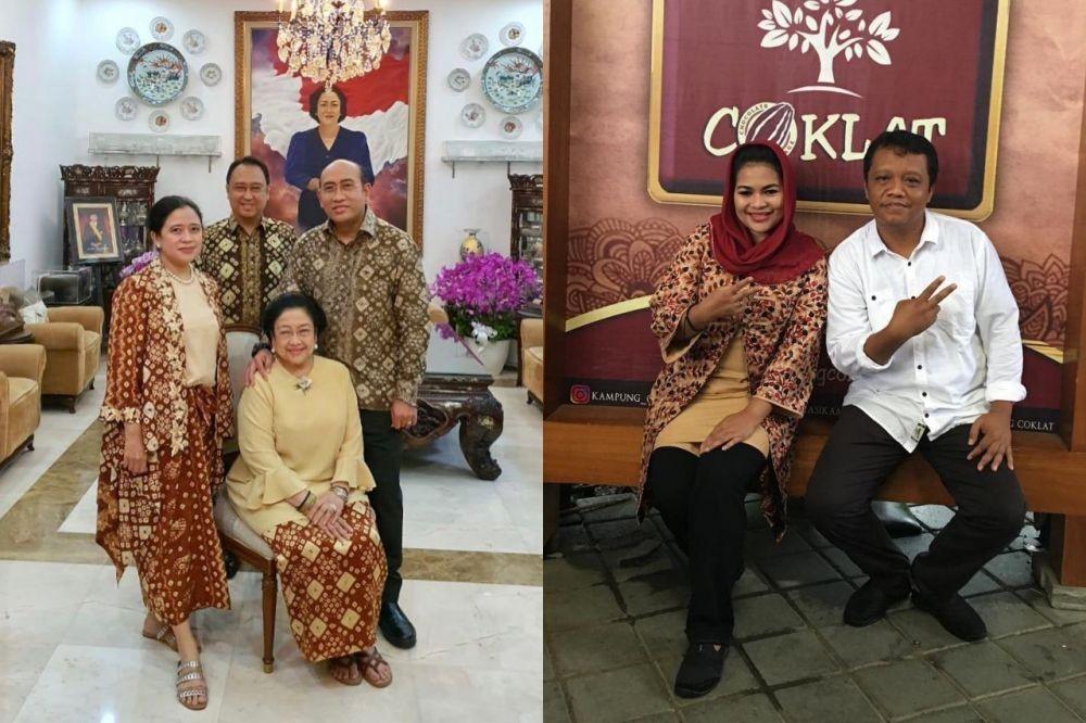 9 Adu Gaya Puti Soekarno Vs Puan Maharani, Duo Cucu Presiden Anggun