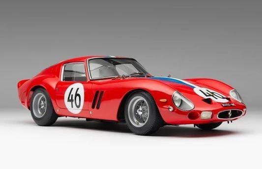 Wow! Ferrari Lansiran Tahun 1963 Jadi Mobil Termahal di Dunia