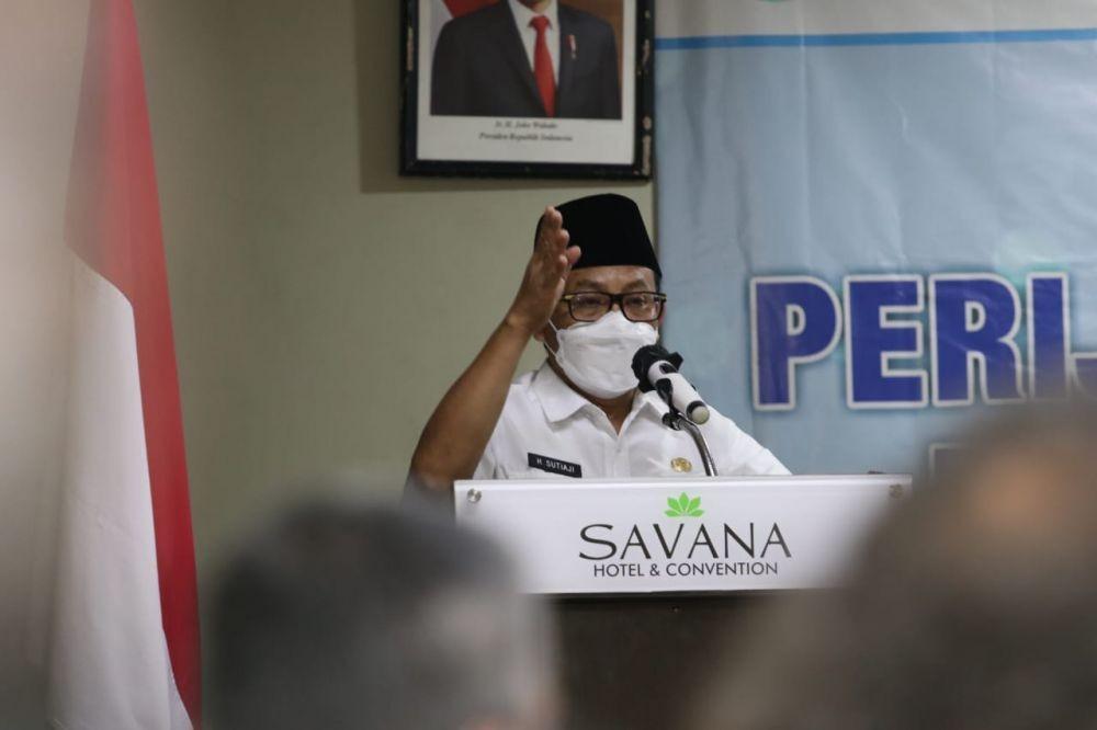 PPKM Darurat Berlaku, Pemkot Malang Kembali Giatkan Patroli