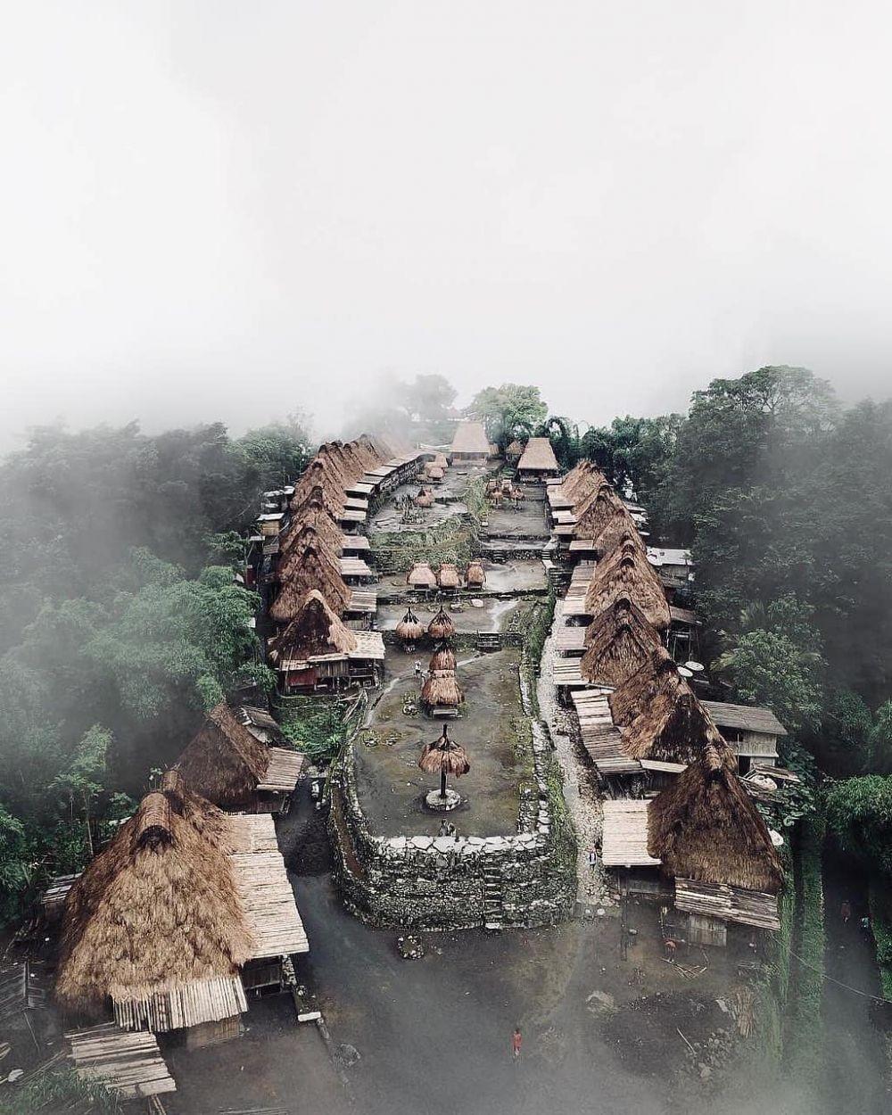 9 Desa Tertinggi di Indonesia, Pesonanya Bikin Mata Gak Berkedip