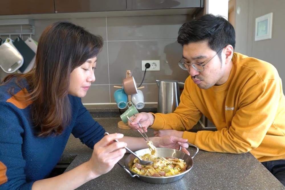 10 Makanan Indonesia Kesukaan Kimbab Family, Semuanya Enak!