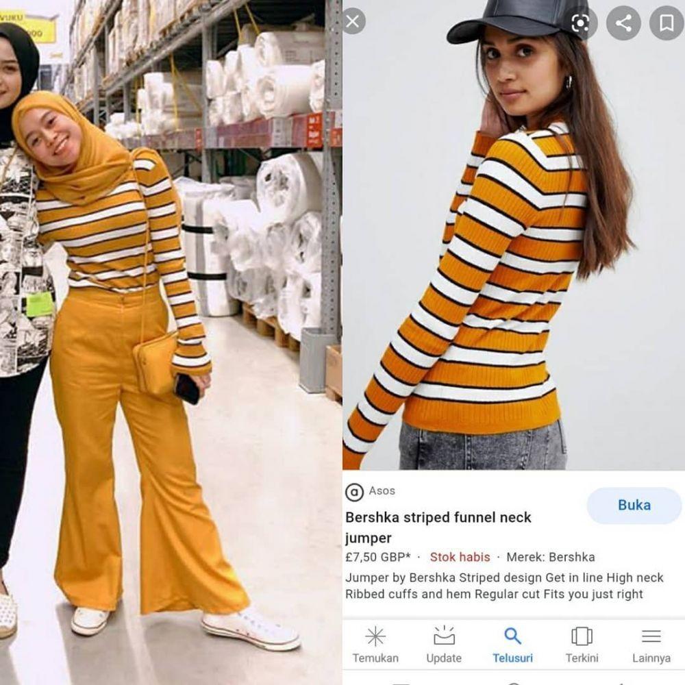 10 Harga Outfit Lesti Kejora Ini Cuma Ratusan Ribu, Murah Meriah Bund!