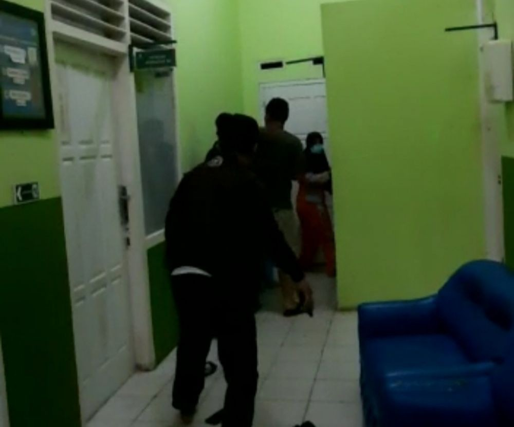 Terduga Pelaku Penganiayaan Perawat Bandar Lampung Lapor Balik Korban