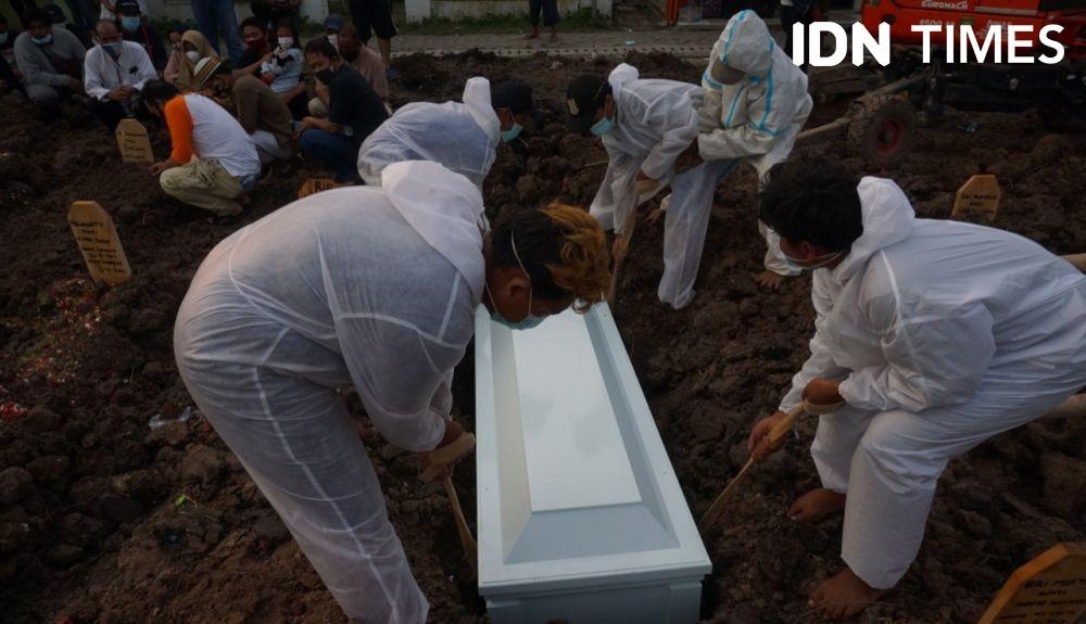 Pandemik COVID-19, Pemohon Santunan Dana Kematian di Tangsel Melonjak