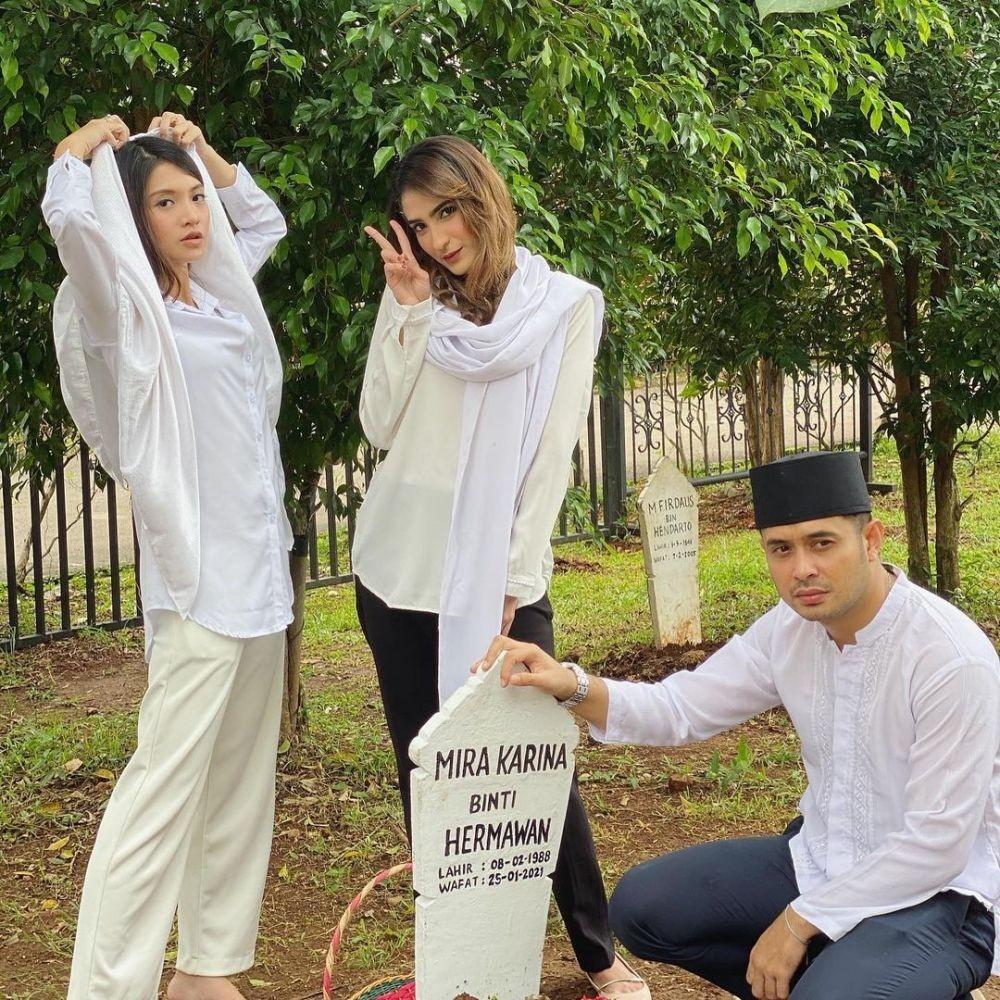 Dituduh Pelakor, 10 Potret Shirin Safira Tengah Disorot Netizen