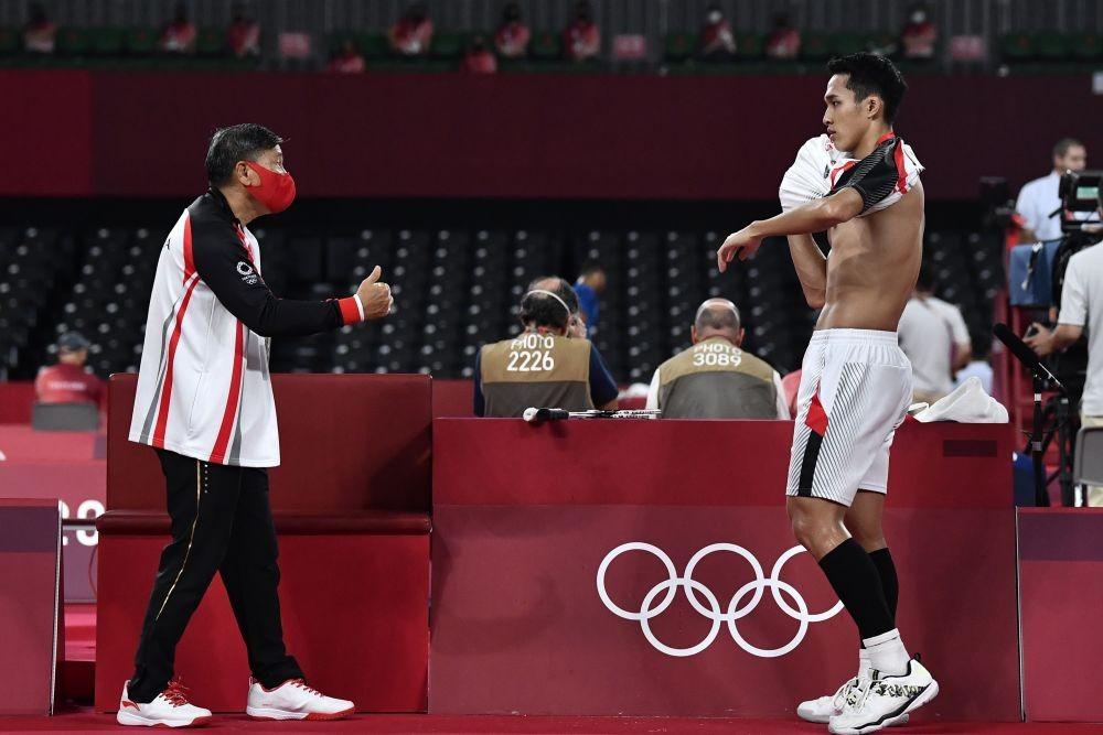 Olimpiade 2020: Lolos ke Babak 16 Besar, Jojo Hadapi Shi Yuqi