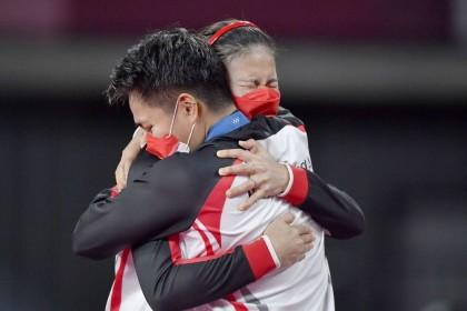 Greysia/Apriyani Antar Indonesia Penuhi Target Olimpiade Tokyo