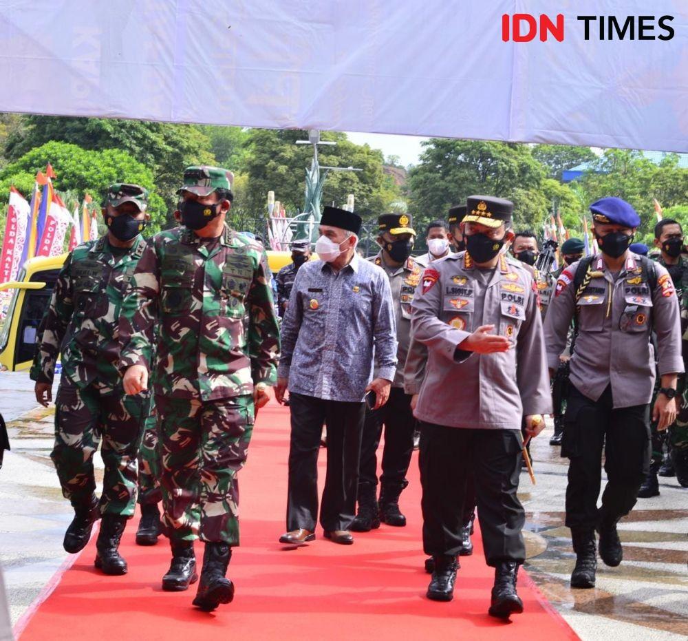 Survei: Kepercayaan Publik ke KPK Lebih Rendah Dibanding TNI dan Polri