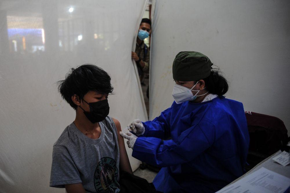 Kemenkes Bilang Warga Jabar Banyak yang Belum Dapat Vaksin