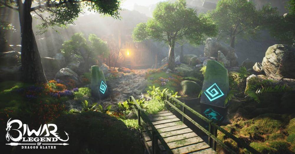 Gokil! Game Biwar Legend of Dragon Slayer Ini Garapan Anak Bali Lho