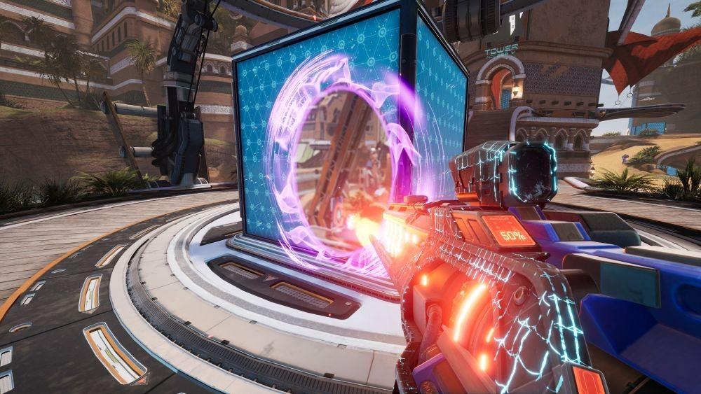 Splitgate, Game FPS Kombinasi Gameplay Halo dan Portal