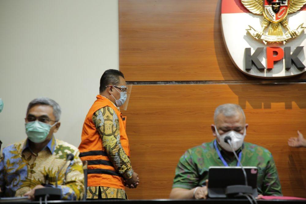 Tersangka Suap Pajak Angin Prayitno dan Dadan Ramdani Segera Disidang