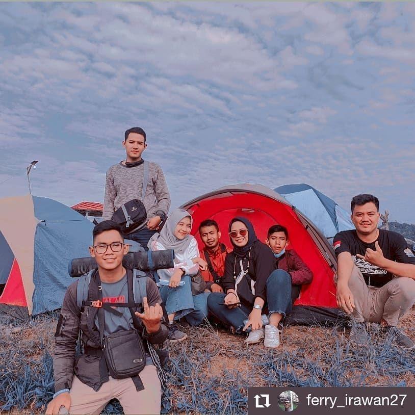 Pesona Bukit Bawang Bakung Lampung Barat, 'Negeri di Atas Awan'