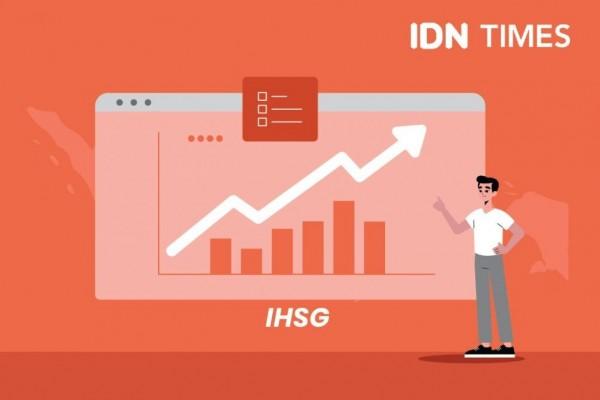 IHSG Dibuka Menguat, 5 Saham Ini Bisa Jadi Rekomendasi