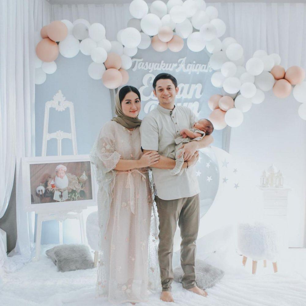 Inspirasi Busana Muslim Keluarga untuk Akikah, Ada Tema Unik!