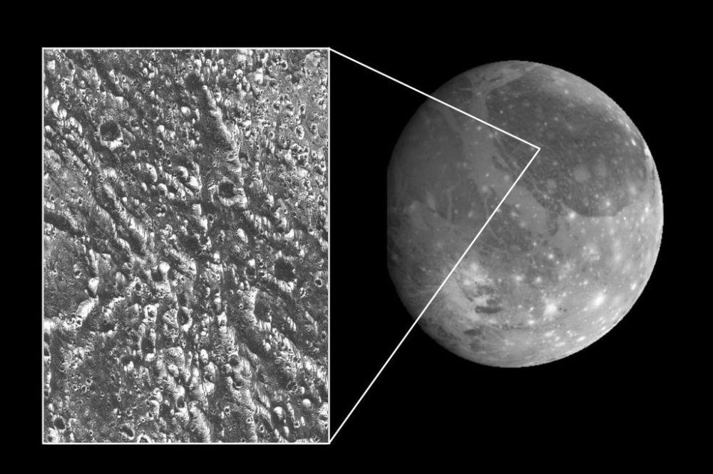 Ganymede, 8 Fakta Bulan Terbesar di Tata Surya