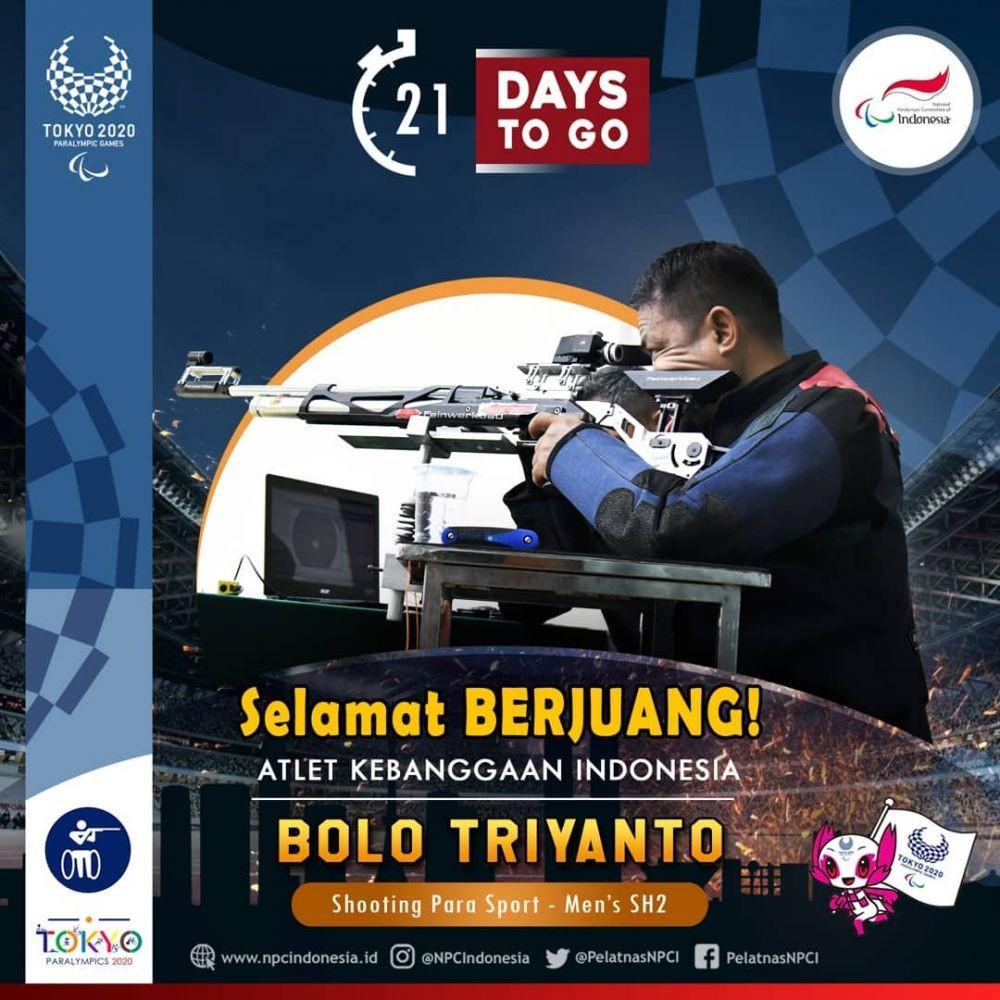 Jadwal Wakil Indonesia di Paralimpiade 1 September 2021