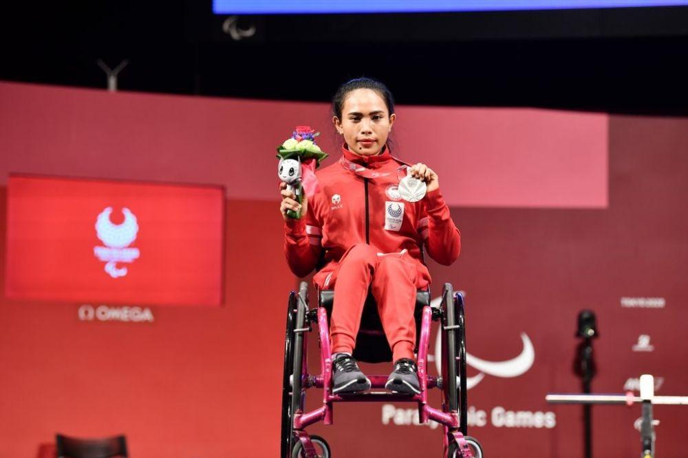 Raihan Tim Indonesia di Paralimpiade Tokyo Melebihi 2016