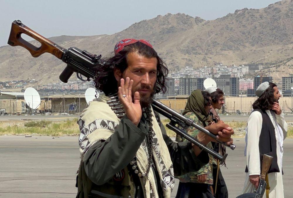 AS, Pakistan, China, dan Rusia Sepakati Strategi untuk Menekan Taliban