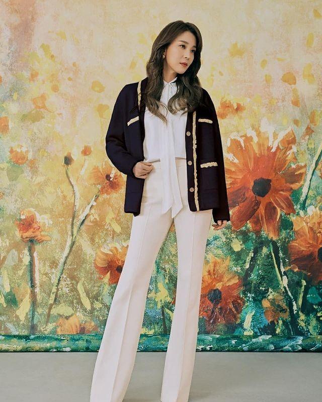 10 Aktris Korea ini Tingginya Lebih dari 170 cm, Bak Supermodel!