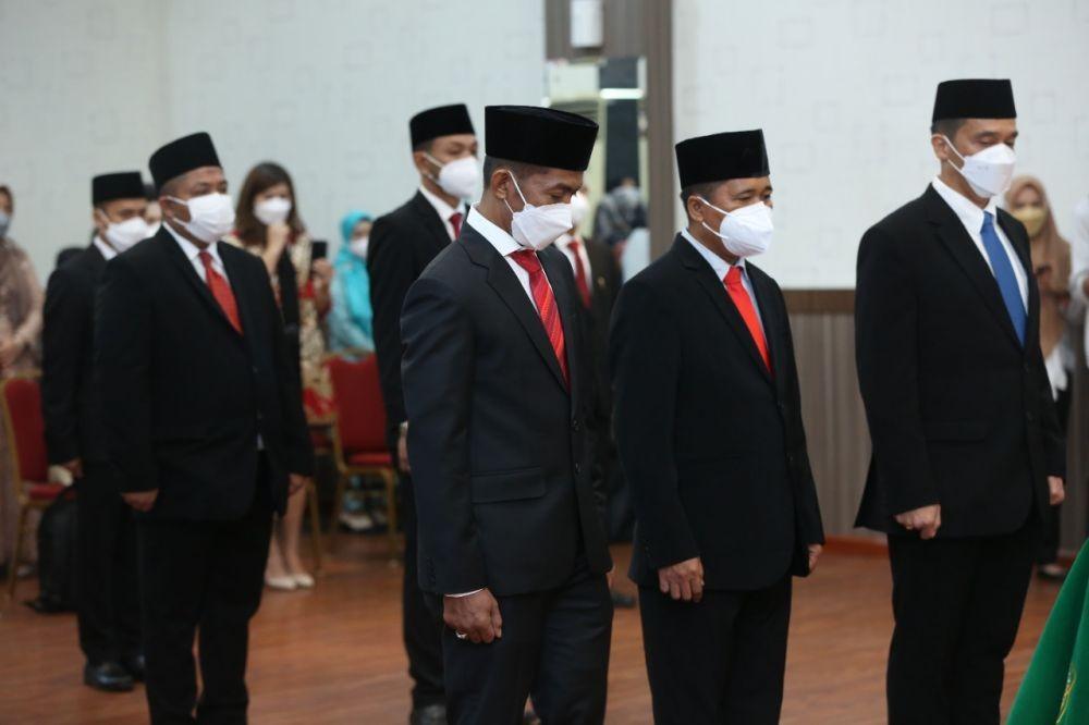 12 Direksi Dilantik, Bobby Harap PUD Bisa Datangkan Profit untuk Medan