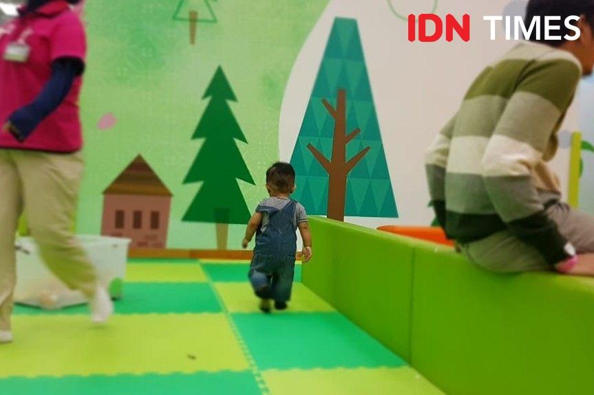Pengusaha Minta Arena Permainan Anak di Mal Boleh Buka