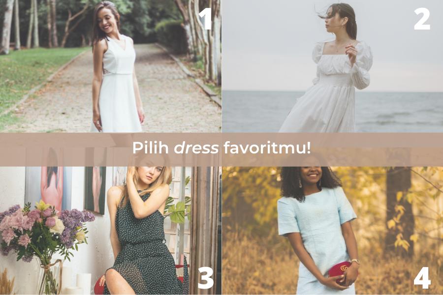 [QUIZ] Rancang Outfit Kondangan Favorit, Kami Tahu Karakter Aslimu