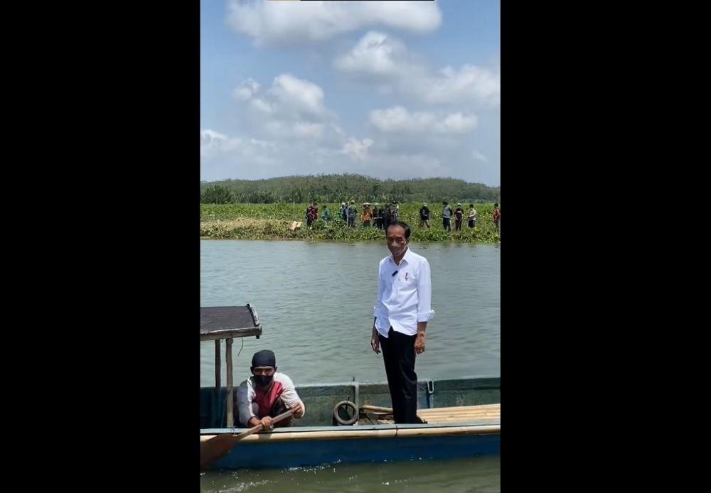 Jokowi Terbang ke Riau dan Kepri,Mau Menanam Mangrove Bareng Warga