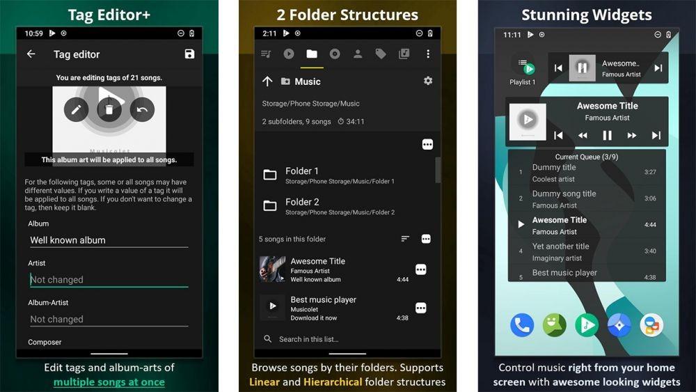7 Aplikasi Pemutar Lagu Offline Terbaik di Android