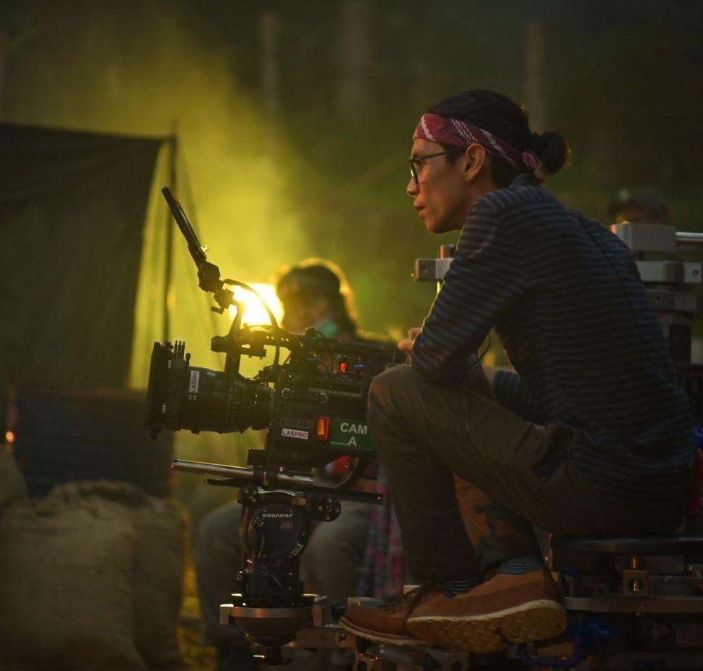 [EKSKLUSIF] Angga Dwimas Sasongko tentang Pembajakan Film Indonesia