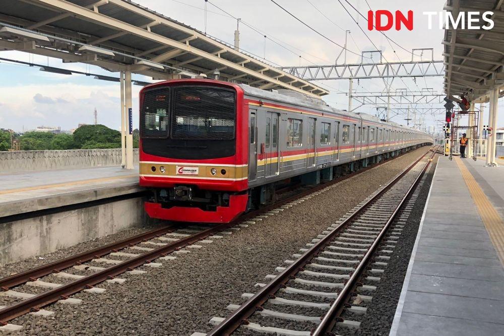 Menhub Sebut Jalur Layang Stasiun Manggarai Mirip di Jepang
