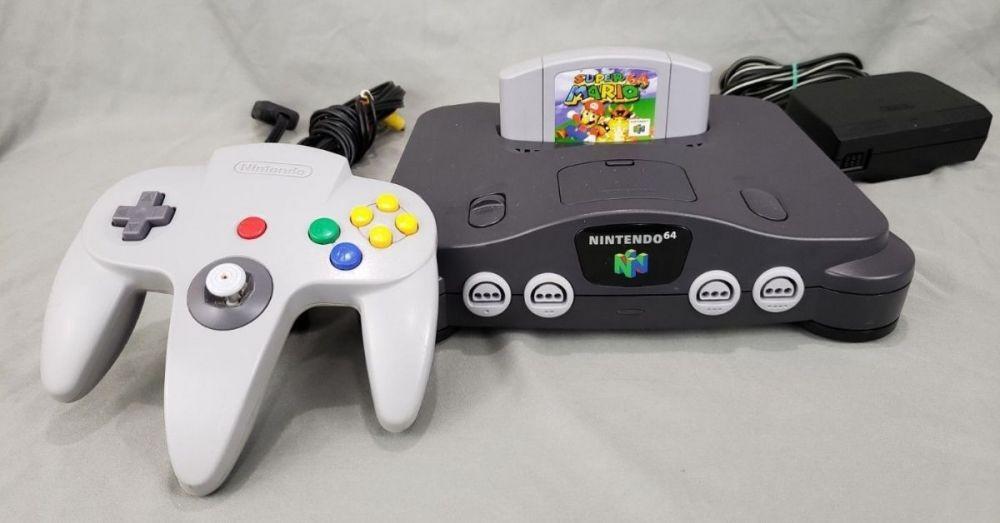 Tahukah Kamu? Ini 8 Fakta Menarik Produksi Nintendo 64