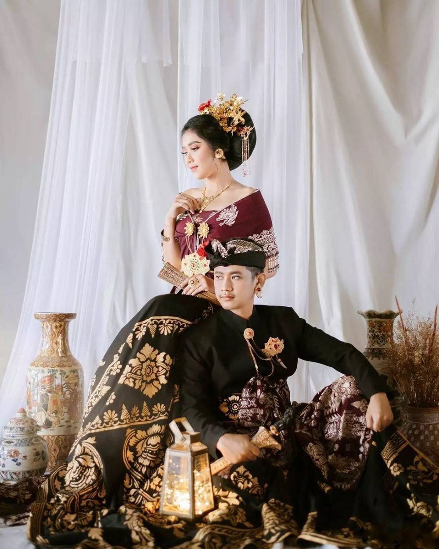 Unik! Pasangan Muda di Bali Nikah Pakai Mahar 25 Ribu Saham