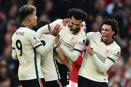 [BREAKING] Liverpool Bantai Manchester United Old Trafford