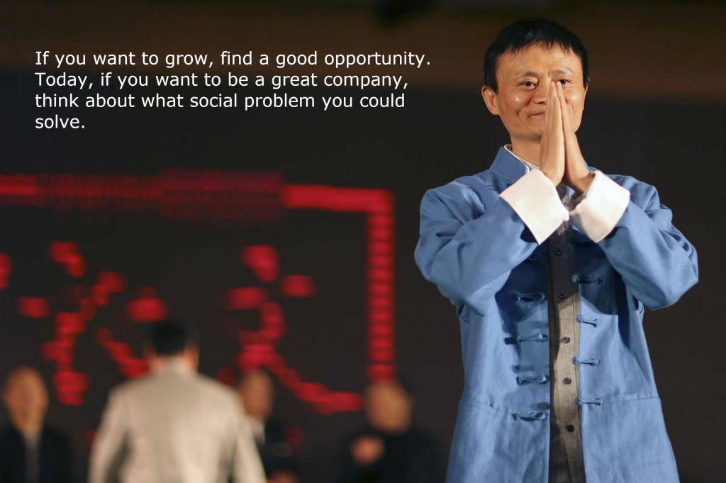 17 Nasehat Bijak Dari Jack Ma Untuk Kamu Yang Sedang Menuju